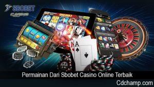 Permainan Dari Sbobet Casino Online Terbaik